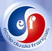 Logo de l'école du ski français