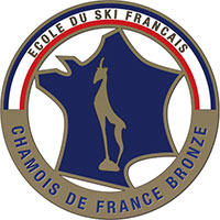 Médaille du Chamois de Bronze de l'ESF