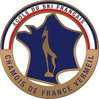 Médaille du Chamois de Vermeil de l'ESF
