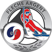Médaille de la flèche d'Argent de l'ESF