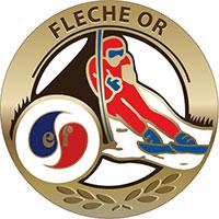 Médaille de la flèche d'Or de l'ESF