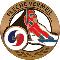 Médaille de la flèche de Vermeil de l'ESF