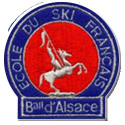 Logo école de ski du Ballon d'Alsace